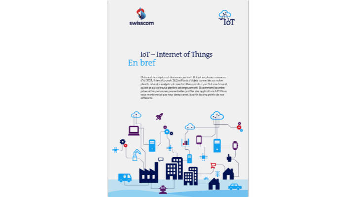 Whitepaper: Internet of Things en bref